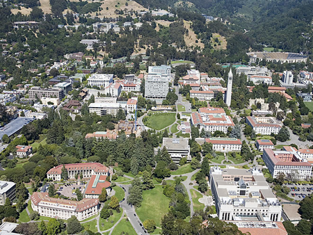 Berkeley University - אוניברסיטת ברקלי