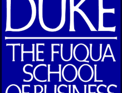 Duke Daytime MBA Information Session in Tel Aviv