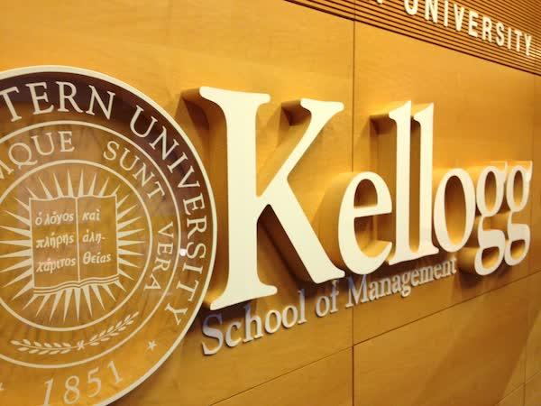Kellogg School of Management - קלוג