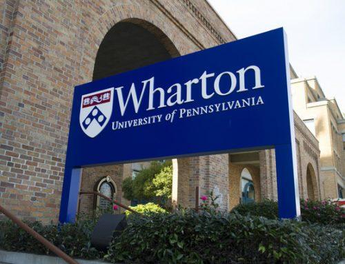 אירוע של וורטון ומפגש עם סטודנטים