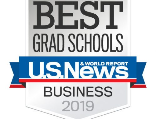 Surprise in US News 2019 MBA Rankings