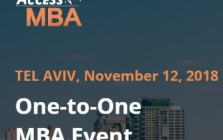 Access MBA event
