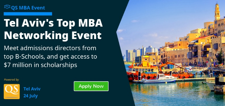 QS MBA event