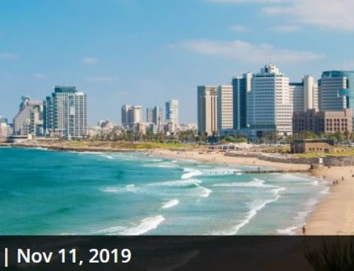 Access MBA Event in Tel Aviv