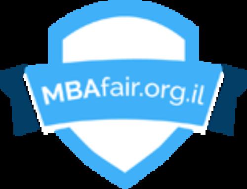 Virtual Top MBA Fair – בואו לפגוש את התוכניות המובילות אונליין