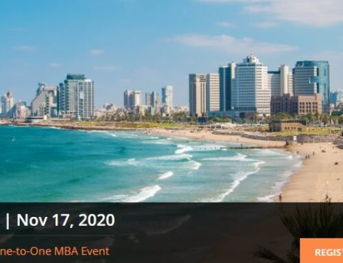 Access MBA Online Tour – Israel, November 17th